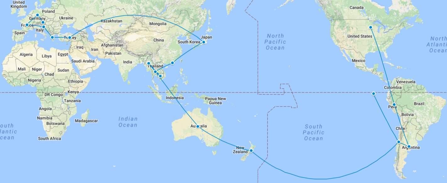 round-the-world-itinerary