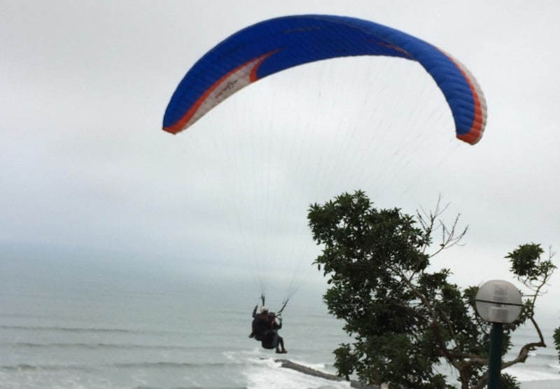 paragliding-lima