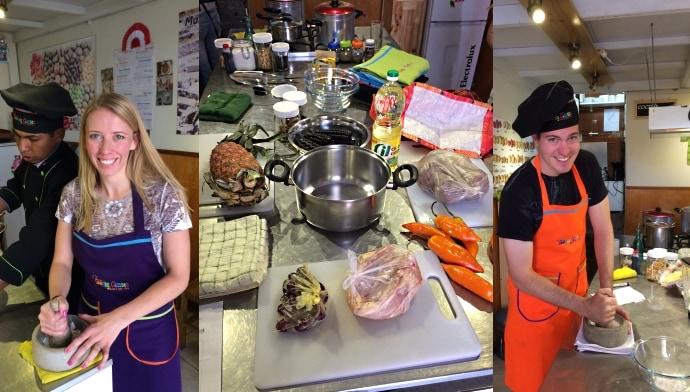 Cusco Peruvian Cooking Class