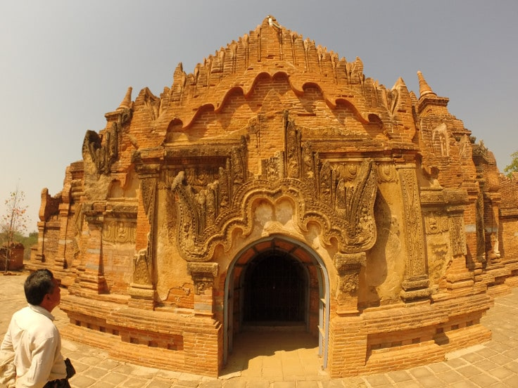 bagan-pagoda-close up