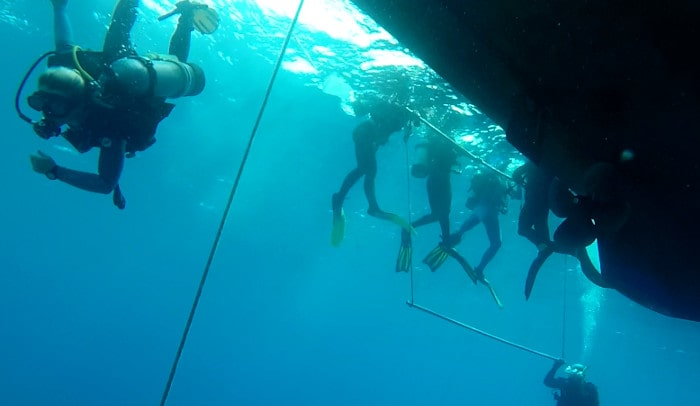 underwater-certification
