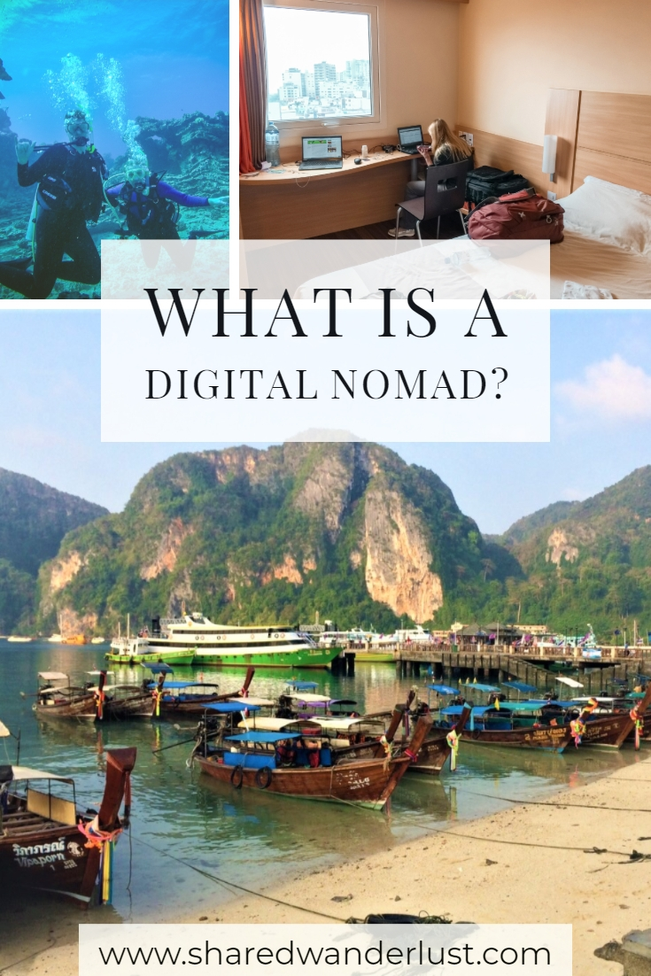 What is a digital nomad?