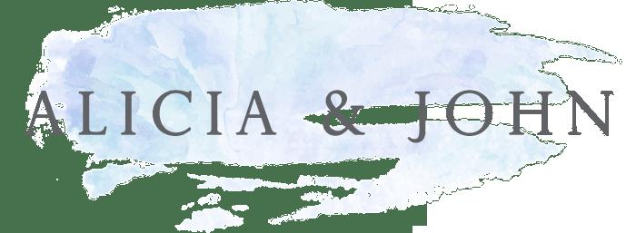 ALICIA & JOHN